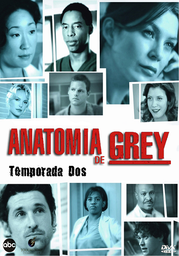 Grey´s Anatomy Season 2 Part 1