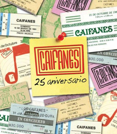 Caifanes 25: Aniversario