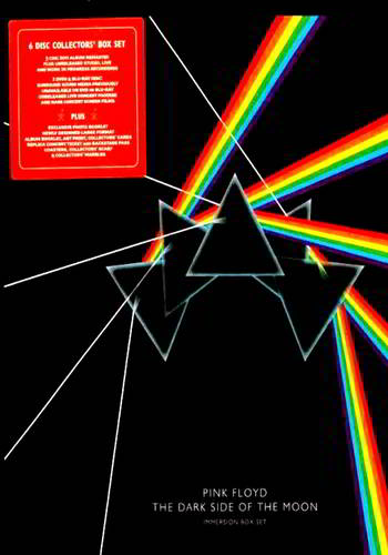 Pink Floyd: The Dark Side Of The Moon BOXSET [DVD9]