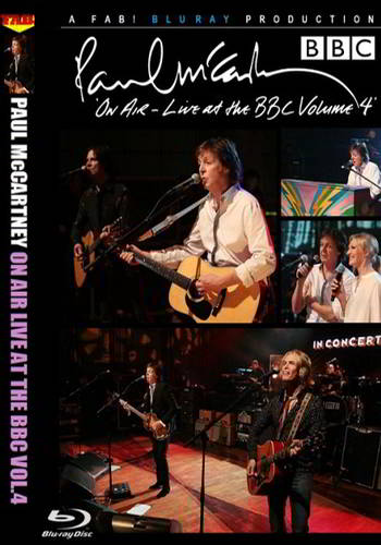 Paul McCartney: Live At The BBC 2013
