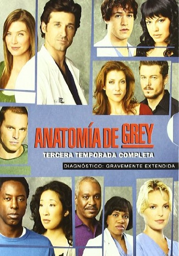 Grey´s Anatomy Season 3 [Latino]
