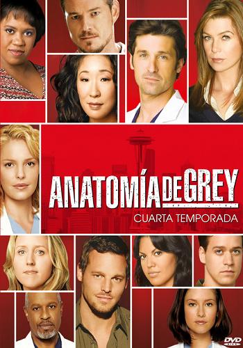 Grey´s Anatomy – Season 4 [Latino]