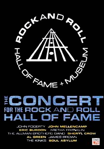 The Concert For The Rock And Roll Hall Of Fame [DVD9]