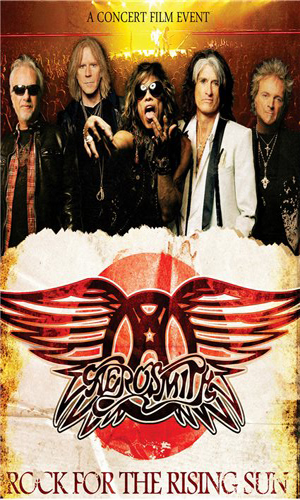 Aerosmith: Rock For the Rising Sun [DVD9]