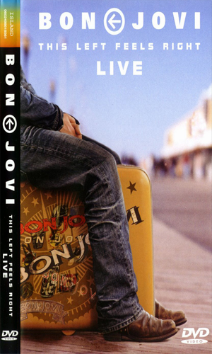 Bon Jovi: Live This Left Feels Right [DVD9]
