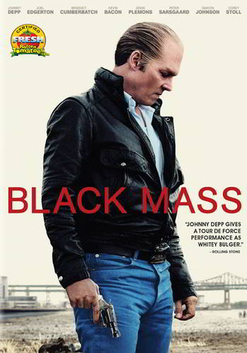 Black Mass [DVD9] [Latino]