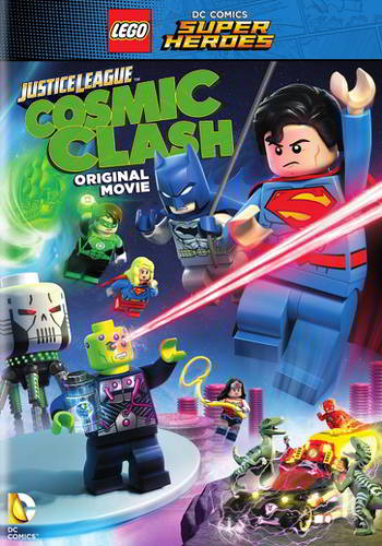 LEGO DC COMICS Super Heroes: Justice League Cosmic Clash [Latino]