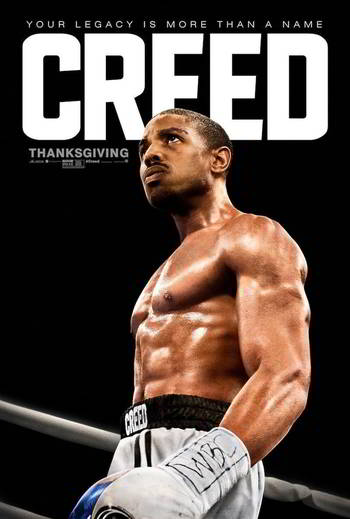 Creed Bluray BD25