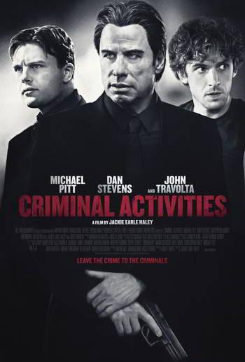 Criminal Activities [BD25]