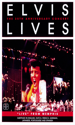 Elvis Lives: The 25th Anniversary Concert Live From Memphis [DVD9]