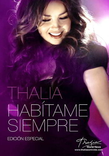 Thalia: Habitame Siempre
