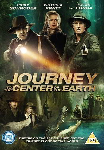 Journey To The Center Of The Earth [DVD5][Subtitulado][NTSC]