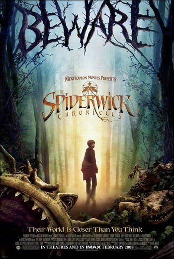 The Spiderwick Chronicles  [Latino]