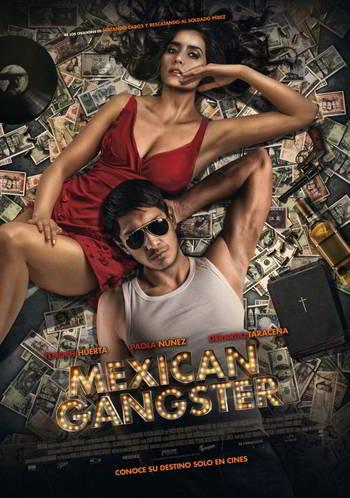 Mexican Gangster: La Leyenda Del Charro Misterioso  [Latino]