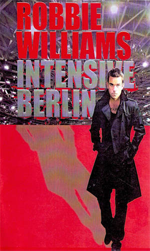 Robbie Williams: Live in Berlin [DVD9]