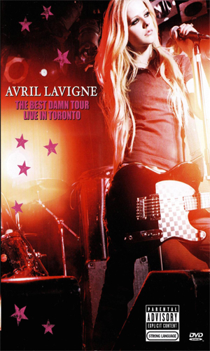 Avril  Lavigne: The best Damn Tour live in Toronto