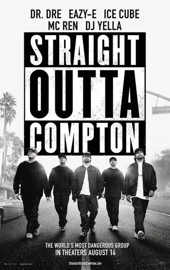 Straight Outta Compton  [Latino]