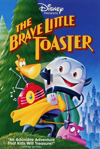 The Brave Little Toaster [Latino]