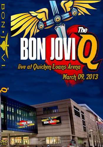 Bon Jovi: Live in Quicken Loans Arena [DVD9]