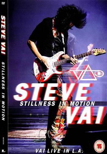 Steve Vai: Stillness in Motion Live in L.A [DVD9]