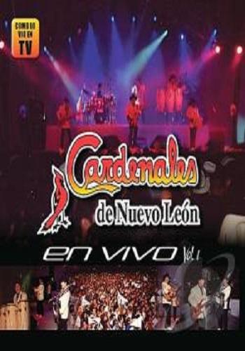 Cardenales de Nuevo Leon en Vivo Vol 1 y 2