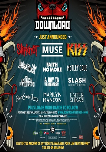 Download Festival: Highlights 2015