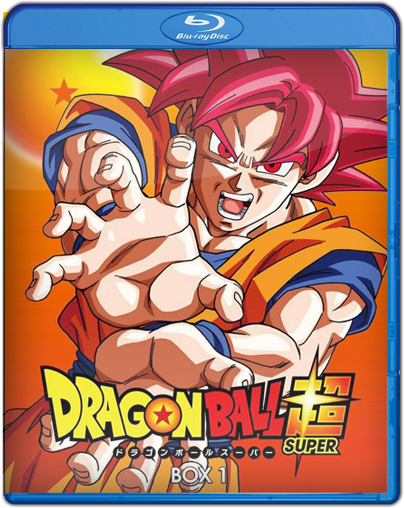 Dragon Ball Super: Boxset 1 [BD50] [2/2]