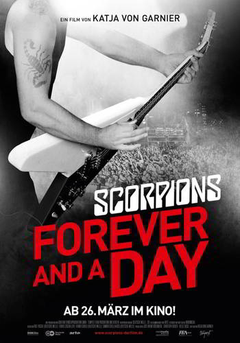 Scorpions: Forever and a Day Deluxe Edition [DVD9]