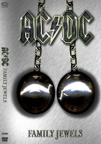 AC/DC: Family Jewels [DVD9]