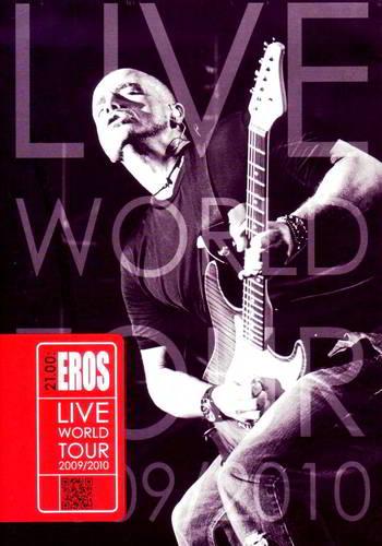 Eros Ramazzotti: 21.00 Live World Tour [DVD9]