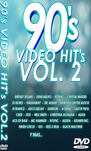 90'S: Video Hit's Vol. 2