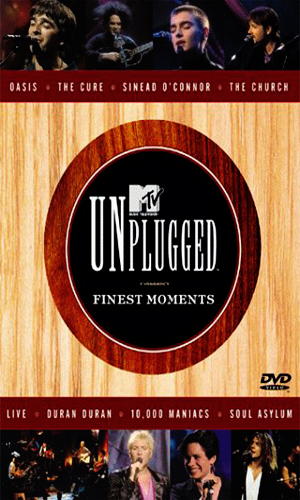 Mtv Unplugged: Finest Moment [DVD5]