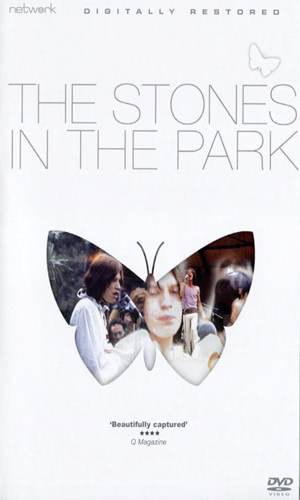 The Rolling Stones: The Stones in the Park (Limited Edition) [DVD9]