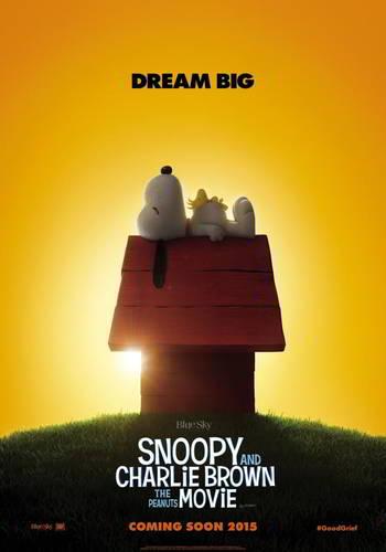 Peanuts movie BD25