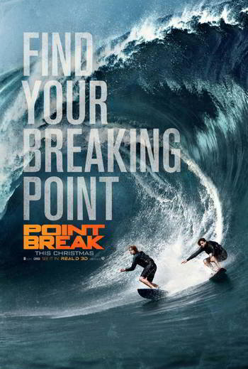 Point Break [BD25][Latino]