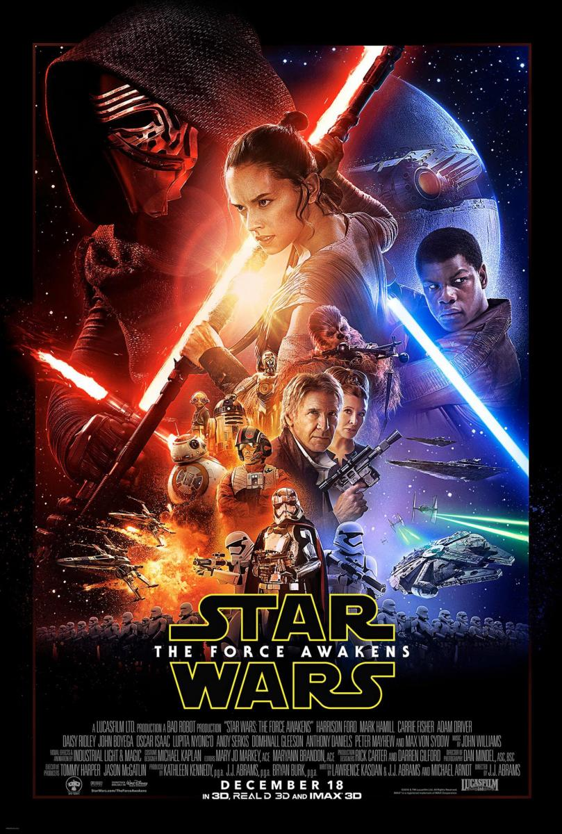 Star Wars: Episode VII The Force Awakens [Latino][BD50][Cinavia Free]