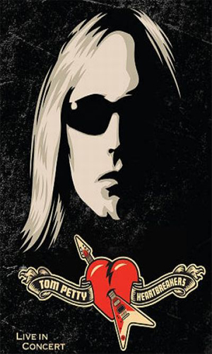 Tom Petty and the HeartBreakers – Live in Concert [DVD9]