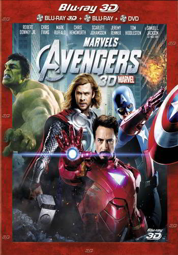 The Avengers [3D-BD25][Latino]