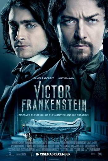 Victor Frankenstein [BD25][Latino]