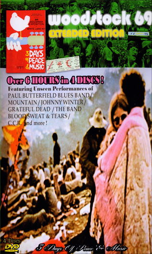 Woodstock 69: Extended Edition 4 DVD5
