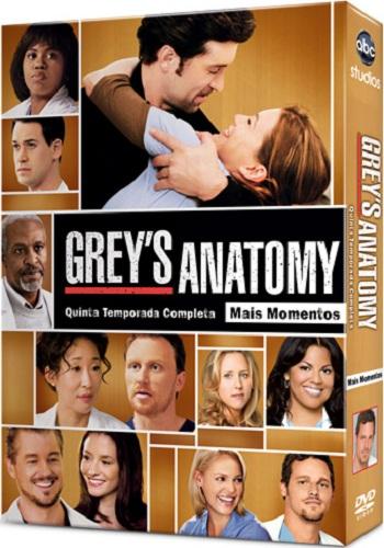 Grey's Anatomy – Season 5 [Latino]
