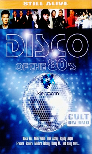 Disco Of The 80's: Cult On DVD [DVD9]