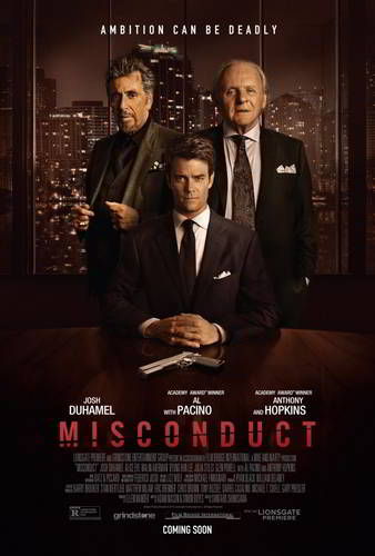 Misconduct [BD25]