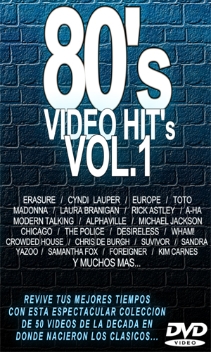 80'S: Video Hit's Vol. 1