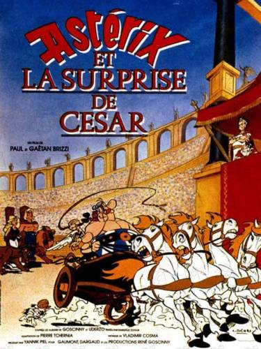 Asterix et la Surprise de César