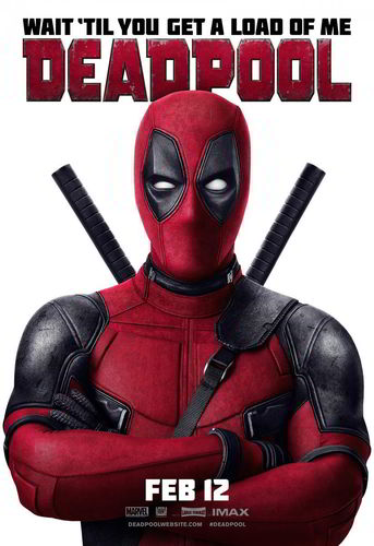 Deadpool [BD25][Latino]
