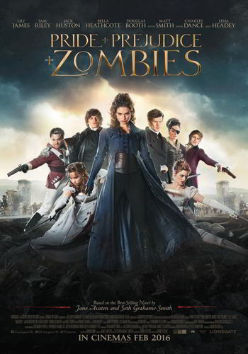 Pride and Prejudice and Zombies [BD25][Latino]