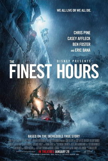 The Finest Hours [BD25][Latino]