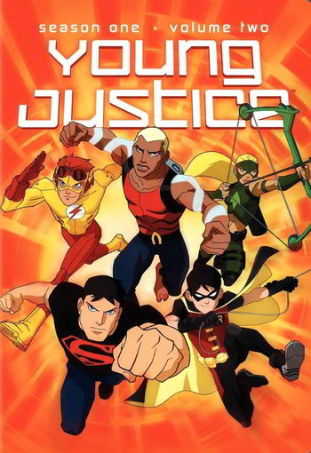 Young Justice – Season 1 [Latino]