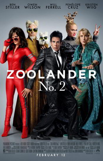 Zoolander 2 [BD25][Latino]